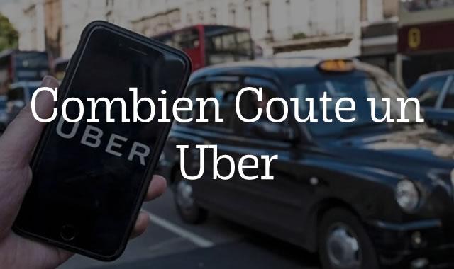 Combien Coute un Uber