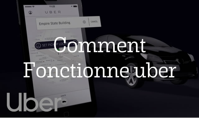 Comment Fonctionne uber